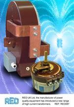 REO introduces range of high current transformers