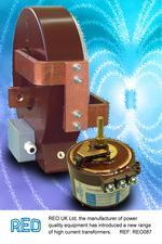 REO introduces range of high current transformers image #1