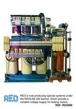 REO test systems for motors and frequency drives