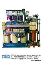 REO test systems for motors and frequency drives image #1