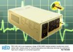 REO-MED transformers deliver safe, reliable power for medical applications