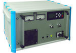 A multi-function AC power supply offers variable voltage and frequency