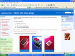 REO 'OPENS' ON-LINE SHOP PROVIDING ON-DEMAND PURCHASING FACILITY