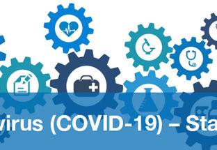 Coronavirus (COVID-19) – Statement