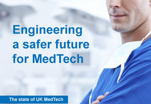 UK MedTech diagnosed unhealthy