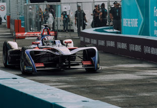 Powering Formula E