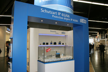 Exhibition Review SPS IPC Drives 2013 image #1