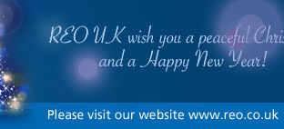 Merry Christmas from all at REO (UK) Ltd