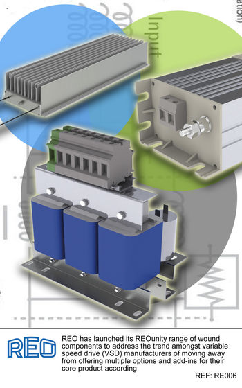 Wound components simplify VSD purchasing image #1