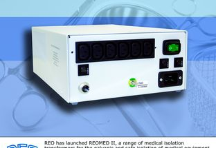 REO ensures patient safety with new medical isolation transformers