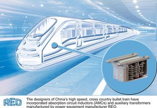 China's bullet train improves safety standards by incorporating key drive components from REO