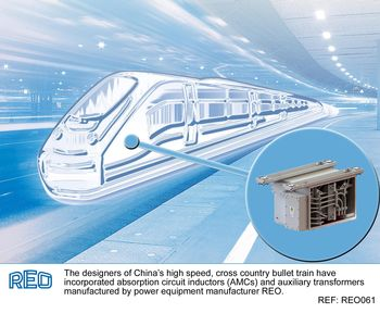 China's bullet train improves safety standards by incorporating key drive components from REO image #1
