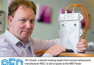 Braking resistors take centre stage at NMI event