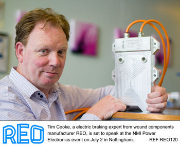 Braking resistors take centre stage at NMI event image #1