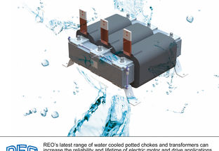 Water cooling boosts performance and component life
