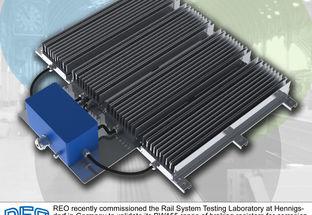 Brake resistor tested for salt water spray