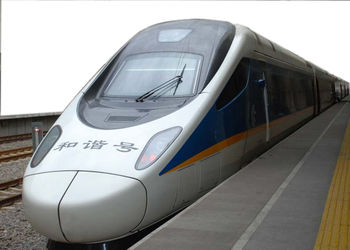 €1 MILLION TEST EQUIPMENT SUPPLIED BY REO FOR BEIJING OLYMPIC FAST TRAIN image #1