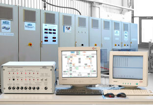 INVERTER DRIVE COMPONENT TEST SYSTEM OFFERS REDUCED ENERGY CONSUMPTION/HIGHER POWER TESTING OPTIONS