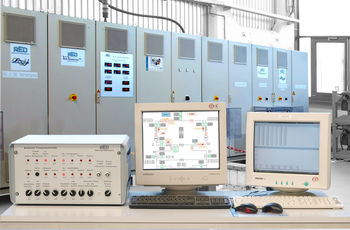 INVERTER DRIVE COMPONENT TEST SYSTEM OFFERS REDUCED ENERGY CONSUMPTION/HIGHER POWER TESTING OPTIONS image #1