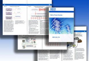 'MAINS POWER QUALITY' – LATEST ADDITION TO REO'S REFERENCE LIBRARY