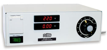 REOLINE Laboratory with digital panel meters