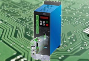 Profinet I/O module designed for food production machines