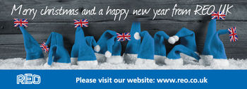 Merry Christmas from all at REO (UK) Ltd image #1